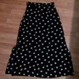 Jay Jacobs Vintage Daisy Maxi Skirt